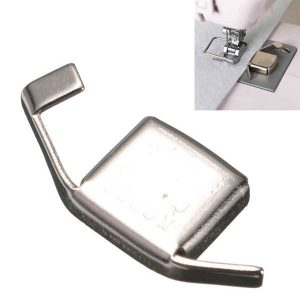 Silver Sewing Machine Magnetic Gauge Fitting For Brother Singer Toyota