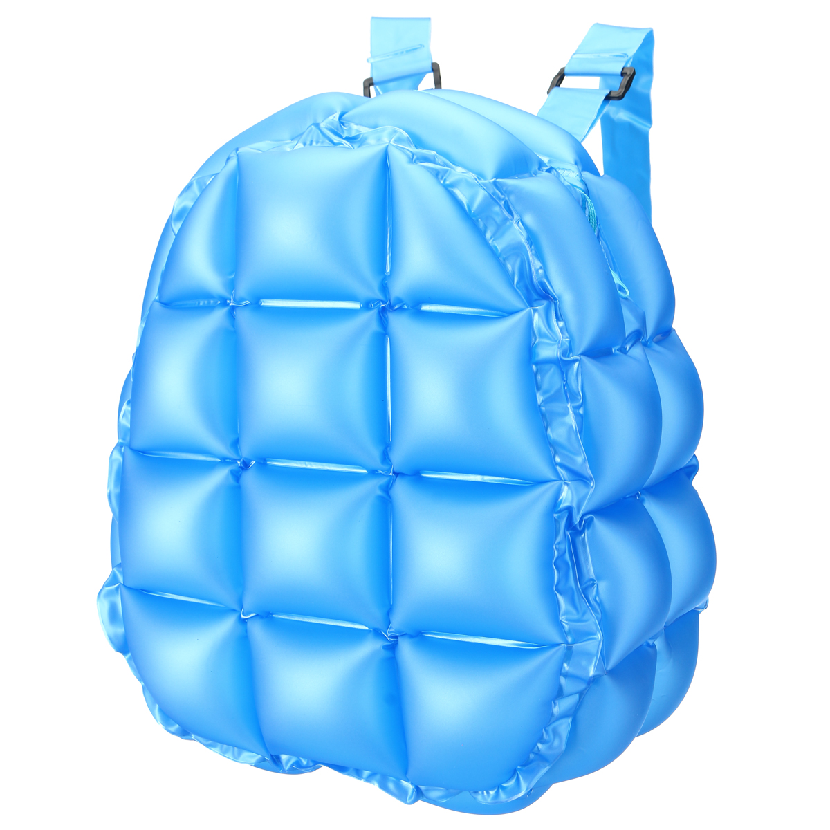 Inflatable Bubble Up Backpack 90s Retro Rave Festive Bopping E S Bags