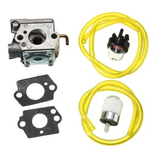 Carburetor Primer Bulb Gaskets Filter For Walbro WT-682-1 WT-682 Troy-bilt TB65SS Trimmr MTD Ryobi