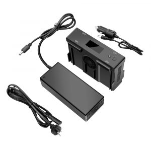 4-in-1 Intelligent Battery Charging Hub Digital Display Smart Charger for DJI Mavic 2 PRO/ZOOM Drone