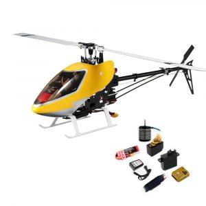 JCZK 450 DFC 6CH 3D Flying Flybarless RC Helicopter Super Comber