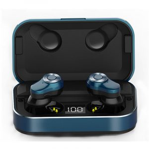 A6 bluetooth 5.0 Wireless Stereo Earphone LED Display TWS Sports Headphone Waterproof DSP Noise Reduction for Xiaomi Huawei