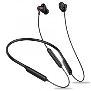 Baseus Encok S12 Wireless bluetooth Earphone Sport Neckband Dual Battery Stereo IPX5 Waterproof Headphone with Mic