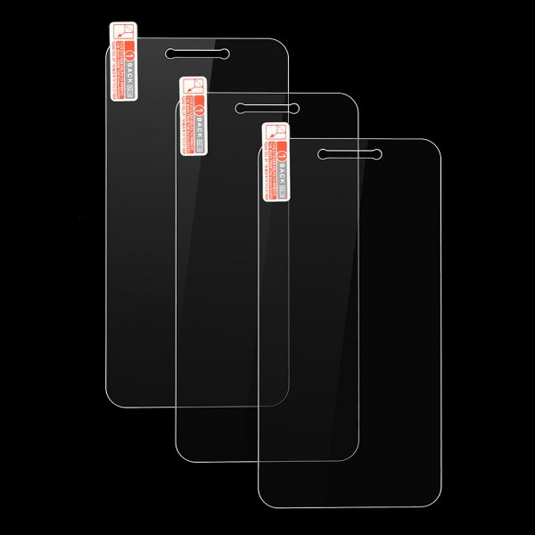 Bakeey 3PCS Anti-explosion HD Clear Tempered Glass Screen Protector for Xiaomi Redmi GO