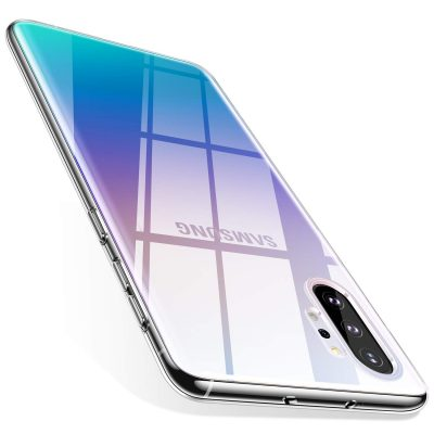 Bakeey Clear Soft TPU Protective Case For Samsung Galaxy Note 10+/Note 10 Plus/Note 10+ 5G
