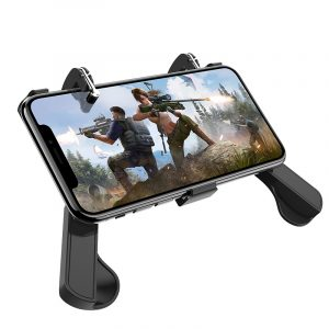 Bakeey Mobile Game Controller Game Trigger Joystick Gamepad For Games PUBG For 4.7-6.5 Inch Smart Phone