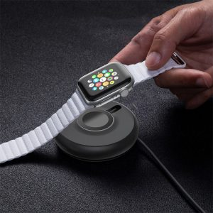 Baseus Portable Magnetic Watch Wireless Charger For Apple Watch Series 1 2 3 4 Apple Watch Nike+