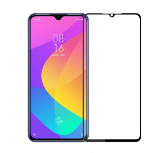 Mofi 3D Curved Edge 9 Hardness Anti-Explosion Full Cover Tempered Glass Screen Protector for Xiaomi Mi A3 / Xiaomi Mi CC9e 6.088 inch