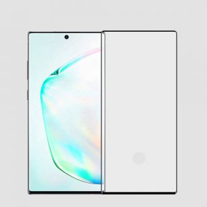 Mofi 3D Curved Edge Hot Bending Tempered Glass Screen Protector For Samsung Galaxy Note 10/Note 10 5G
