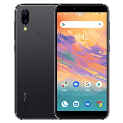 UMIDIGI A3S Global Bands 5.7 inch HD+ Android 10 3950mAh 16MP+5MP+13MP Cameras 2GB RAM 16GB ROM MT6761 4G Smartphone