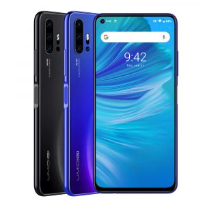 UMIDIGI F2 Global Bands 6.53 inch FHD+ Android 10 NFC 5150mAh 48MP Quad Rear Cameras 6GB 128GB Helio P70 Octa Core 4G Smartphone
