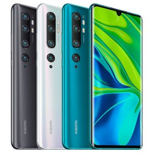 Xiaomi Mi CC9 Pro CN Version 6.47 inch 3D Curved AMOLED 108MP Penta Camera 30W Fast Charge 8GB 128GB 4G Smartphone