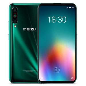 Meizu 16T CN Version 6.5 inch Triple Rear Camera 8GB 256GB 4500mAh Snapdragon 855 Octa core 4G Smartphone