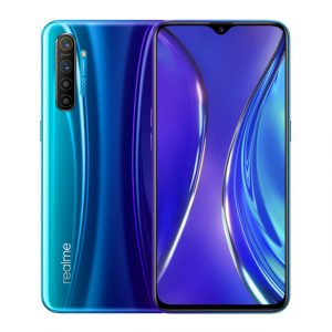 Realme X2 EU Version 6.4 inch FHD+ Super AMOLED NFC 4000mAh 64MP Quad Rear Cameras 8GB RAM 128GB ROM Snapdragon 730G Octa Core 2.2GHz 4G Smartphone