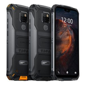 DOOGEE S68 Pro Global Version 5.9 inch FHD+ IP68 Waterdrop 6300mAh NFC 21MP Triple Rear Cameras 6GB RAM 128GB ROM Helio P70 Octa Core 2.0GHz 4G Smartphone