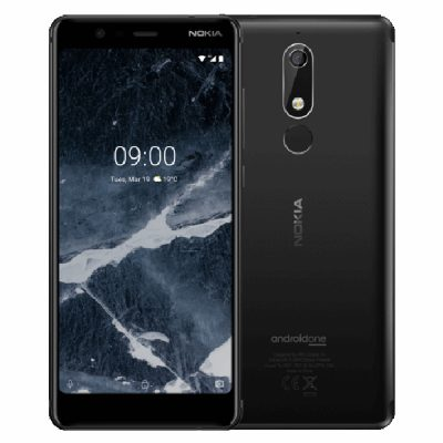 NOKIA 5.1 Global Version 5.5 inch 3GB RAM 32GB ROM MTK MT6755S Octa core 4G Smartphone