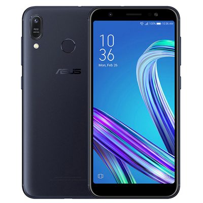 ASUS ZenFone Max (M1) ZB555KL Global Version 5.5 inch HD+ 4000mAh Android 8 13MP+5MP Cameras 3GB RAM 32GB ROM Snapdragon 430 Octa Core 1.4GHz 4G Smartphone