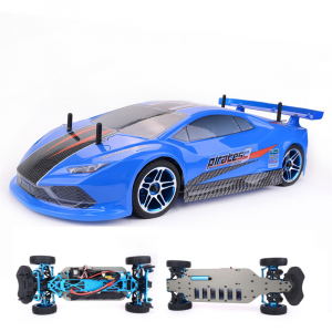 ZD Racing Pirates3 TC-10 1/10 2.4G 4WD 60km/h RC Car Electric Brushless Tourning Vehicles RTR Model