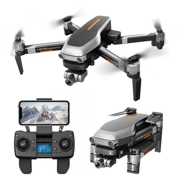 L109 PRO GPS 5G WIFI 800M FPV With 4K HD Camera 2-Axis Mechanical Stabilization Gimbal Optical Flow Positioning RC Quadcopter