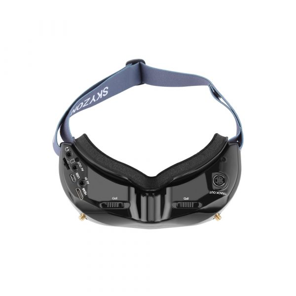 SKYZONE SKY02C 5.8Ghz 48CH Diversity FPV Goggles Support DVR HDMI With Head Tracker Fan For RC Racing Drone