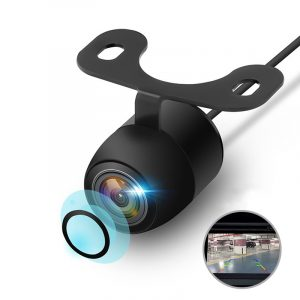 Car HD Rear View Camera 170° Wide Angle Reverse Parking Camera Night Vision Waterproof CCD LED Auto Backup Monitor Universal
